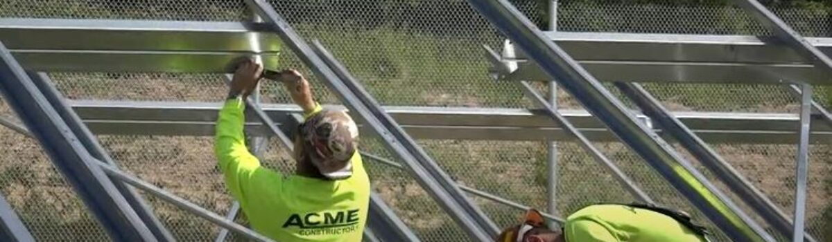 Solar project underway near Lambert Airport