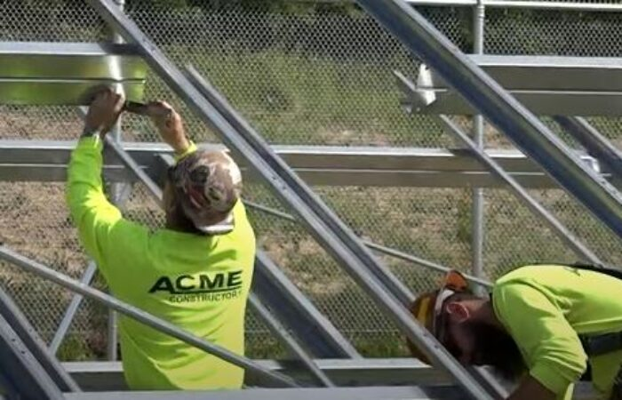 Solar project underway near Lambert Airport