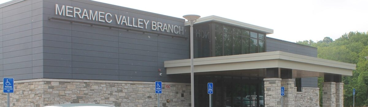 Aschinger Electric Teams with IBEW To  Complete the New Meramec Valley Branch Library