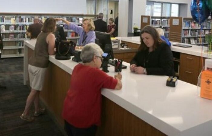 New library in Clayton delights readers of all ages