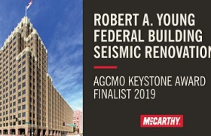 Young Seismic Retrofit Required Delicate Work, Pinpoint Scheduling