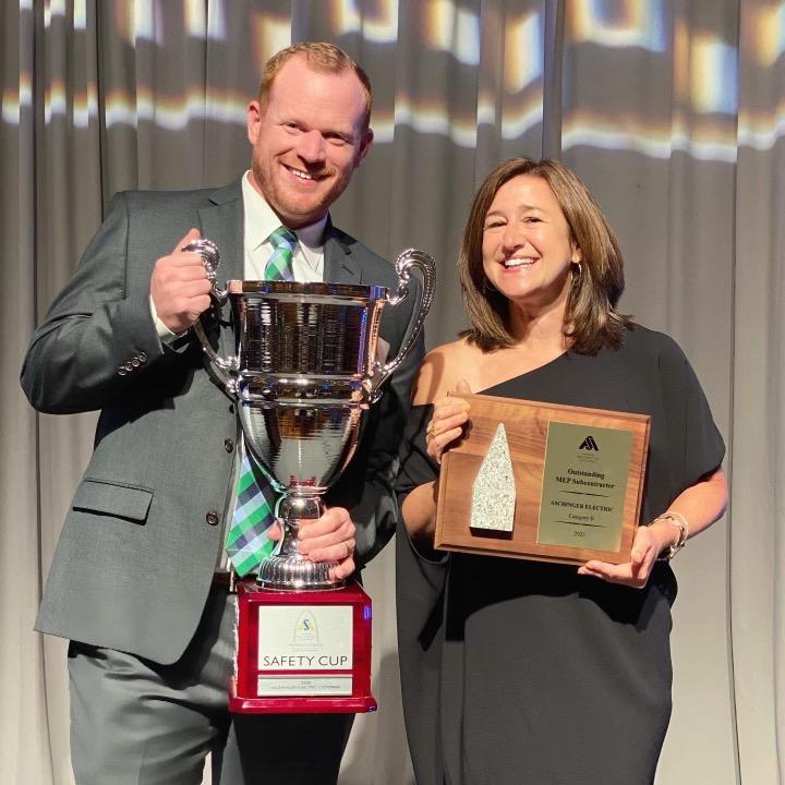 Aschinger Honored At ASA Awards